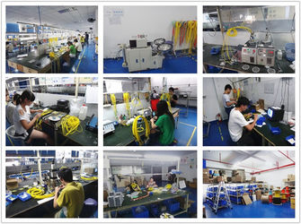 SHENZHEN FURONG FIBER OPTIC CABLE CO.,LTD