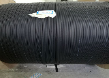 China 2 Core Double FTTH Fiber Optic Cable Bow Type , Fiber Optic Wire Cable supplier