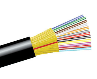 China Military Communication Single Mode 24 Strand Fiber Optic CableG.657A1 G.657A2 supplier