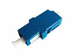 China Fixed Fiber Optic Attenuator Single Mode SC LC FC ST MU Connector ,1db - 30db Fiber supplier