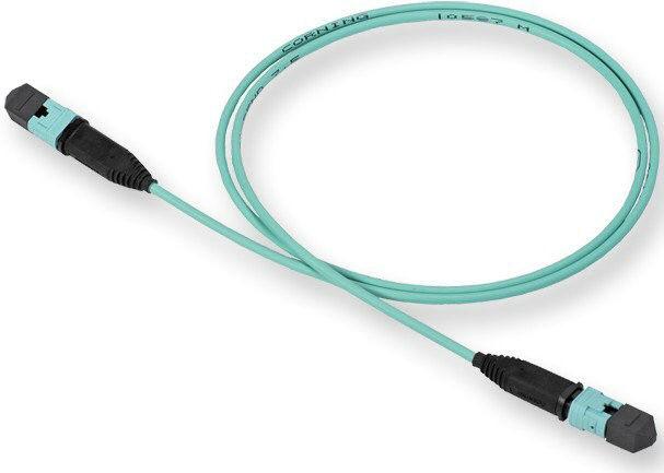 CATV MPO Fiber Optic Patch Cord Fiber Optic Jumper For Communication ...